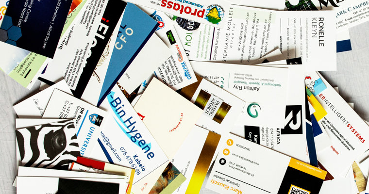 Avoid the 10 Most Common Business Card boo-boos
